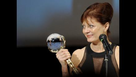 Susan Sarandon y ´The almost man´, grandes premiados de Karlovy Vary