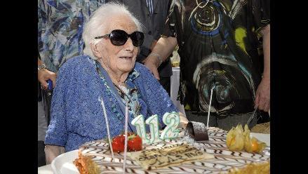 Una de las mujeres más longevas celebra su onomástico