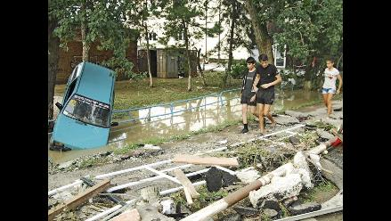 Investigan muerte de 153 personas por inundaciones en Rusia