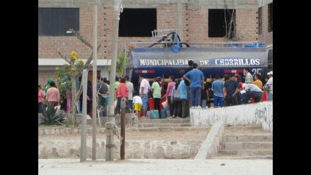 Chorrillos: Vecinos no tienen agua potable desde hace 4 días