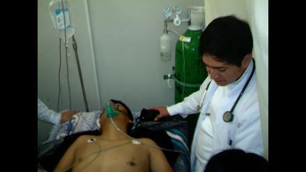 Arequipa: Joven intentó suicidarse por incomodidad con apariencia física