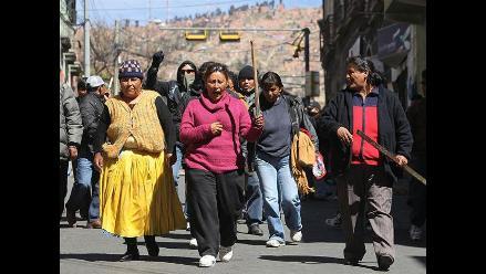 Gobierno boliviano afirma que no fue delito secuestro de mineros