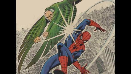 Conozca a los 25 peores enemigos de SpiderMan