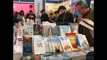 Feria del Libro de Lima espera recibir más de 300 mil visitantes