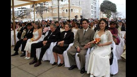 Trece municipios de Lima apoyan test psicológico para matrimonio civil