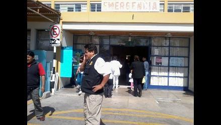 Médicos del Minsa se pliegan a paralización en Tacna
