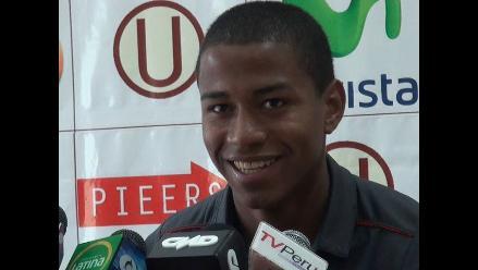 Andy Polo espera marcarle un gol a Alianza Lima en el Clásico