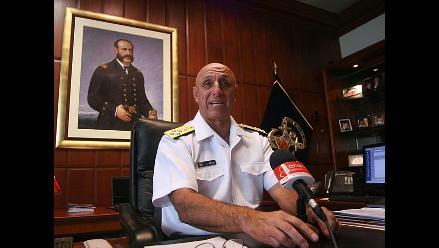 Jefe del CCFFAA expresa su preocupación por infiltraciones de Sendero
