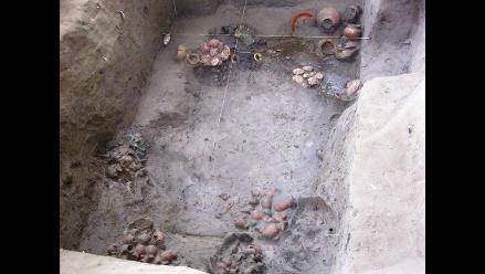 Lambayeque: Hallan tumba compartida por personaje de élite