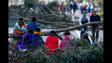 Loreto: Por tercer día permanece tomada la municipalidad de Balsapuerto