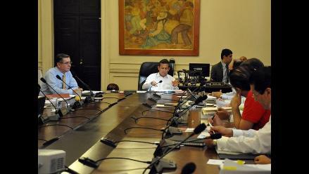 Presidente Humala encabeza Consejo de Ministros en Loreto