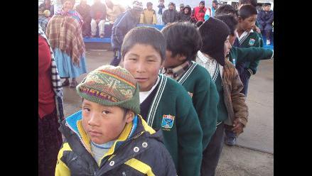 Embajada de Japón construirá locales escolares y centros de salud en Puno