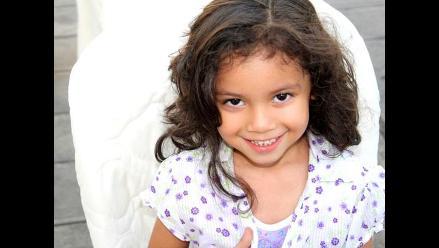 Camila, la pequeña Karina Calmet en