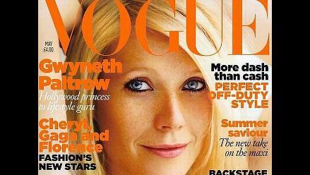 Diez inolvidables portadas de Mario Testino para Vogue