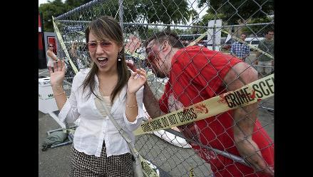 Zombies se apoderan de las calles de San Diego en el Comic-Con 2012