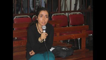 Alejandro Espino se inhibió de testificar en juicio a su hija
