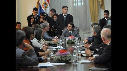Diputados europeos analizan situación de Paraguay