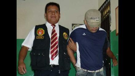 Trujillo: PNP captura a lugarteniente de ´Los Malditos del Triunfo´