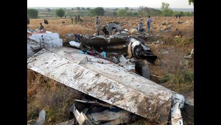 Helicóptero militar sudanés se estrelló en Darfur