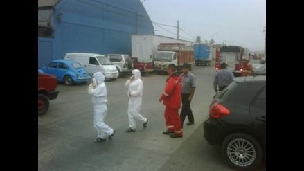Limpieza de cisternas con amoníaco afectó a trabajadores en el Callao