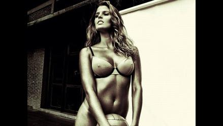 Deléitese con Mari Paraíba, de estrella de vóley a conejita de Playboy