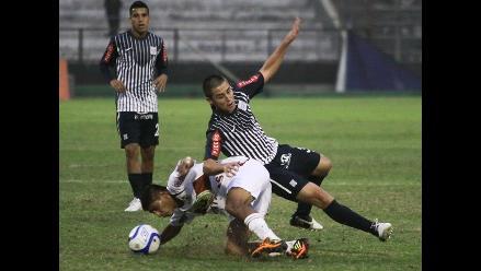 Alianza Lima empató 1-1 con Inti Gas por el Torneo Descentralizado