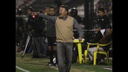 Edgar Ospina: Alianza Lima no tuvo capacidad para superar a Inti Gas