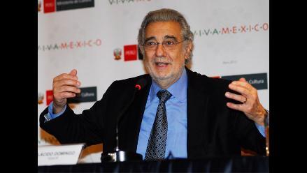 Plácido Domingo engalanará reinauguración del Gran Teatro Nacional