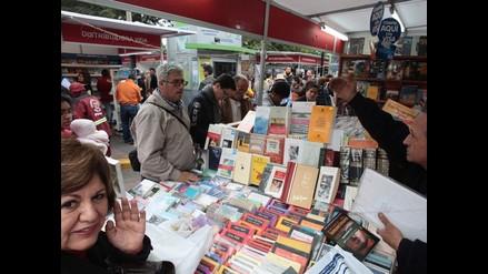 Publicaciones desde 10 soles en la Feria del Libro