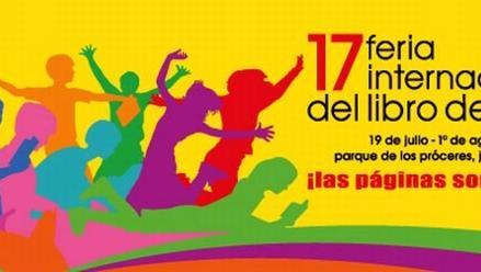 Hoy jueves se inicia la 17 edición de la Feria Internacional del Libro de Lima