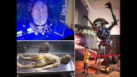 Lo mejor de la exposición de ciencia alienígena en China