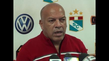 Roberto Mosquera afirma que Sporting Cristal llegó a la madurez