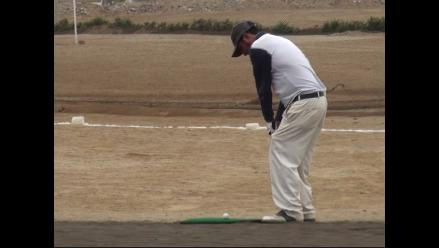 Federación de Golf lanza academia para niños y jóvenes en San Bartolo