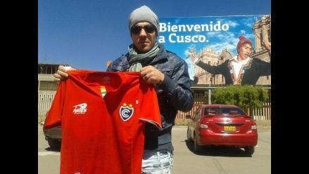 Mario Leguizamón es el nuevo refuerzo del Cienciano del Cusco