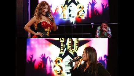 Yo Soy: Myriam Hernández y Thalía en la tercera temporada