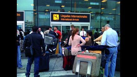 Aeropuerto Jorge Chávez recibirá 12 millones de pasajeros este año
