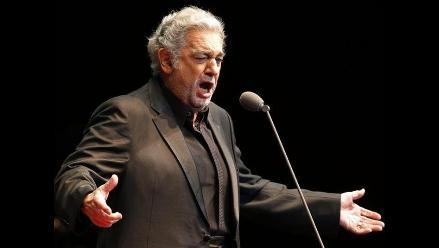 Plácido Domingo prepara ´Songs´, su primer álbum pop en 20 años