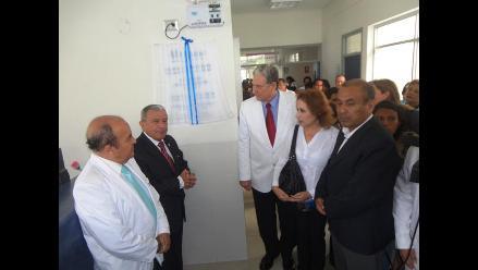 Implementan centro de radioterapia contra el cáncer en Trujillo