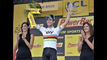 Mark Cavendish vence en decimoctava etapa del Tour de Francia