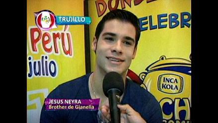 Jesús Neyra a Beto Ortiz: No soy gay