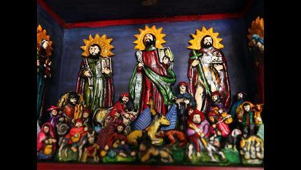 Al rescate del Cajón de San Marcos, pieza única del arte andino peruano