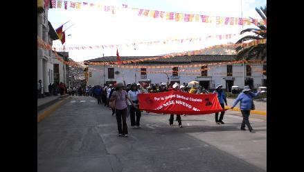 Tacna: Profesores continuarán con paro indefinido pese a descuentos