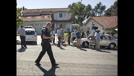 Familia de sospechoso de matanza en EEUU recibe protección policial