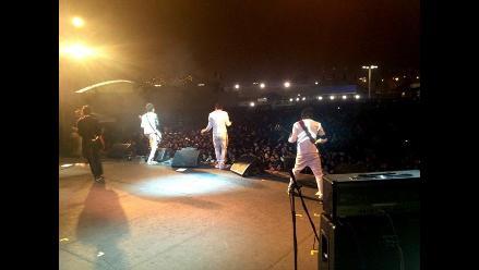 Bandas de Garage 2012 reunió lo mejor del rock ante auditorio lleno