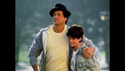 Sylvester Stallone da el último adiós a su hijo