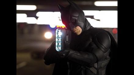 Las armas con las que Batman combate el crimen en Gothan City