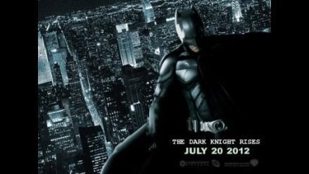 The Dark Knight Rises recauda más de 160 millones de dólares en su estreno