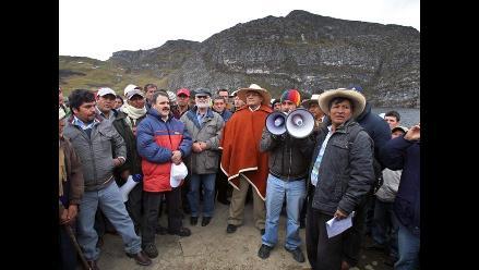 Facilitadores sostendrán reunión con representantes de Newmont