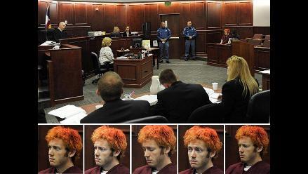 James Holmes compareció ante tribunal por ´Masacre de Denver´