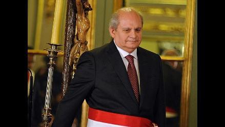 Perfil del nuevo ministro de Defensa Pedro Cateriano
